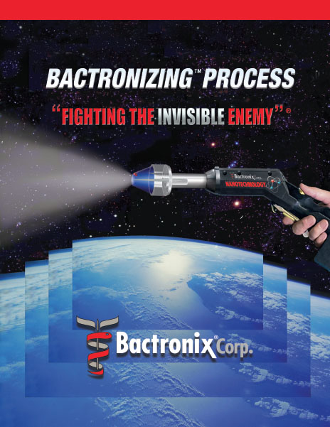 Best Technology for Disinfecting and Sanitizing - Odor and Mold Removal