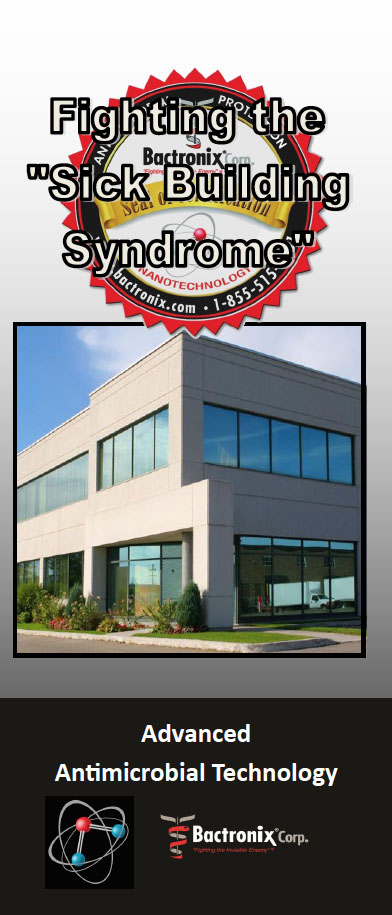 Sick Building Syndrome - Advanced Antimicrobial Technology