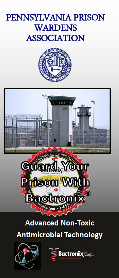 Prison and Correctional Facility Disinfecting and Sanitization