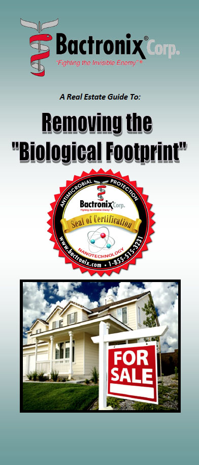 Biological Footprint - Disinfecting and Sanitizing