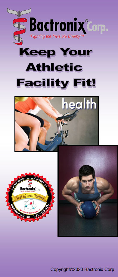 Disinfecting Athletic Facilities - Gyms and Spas